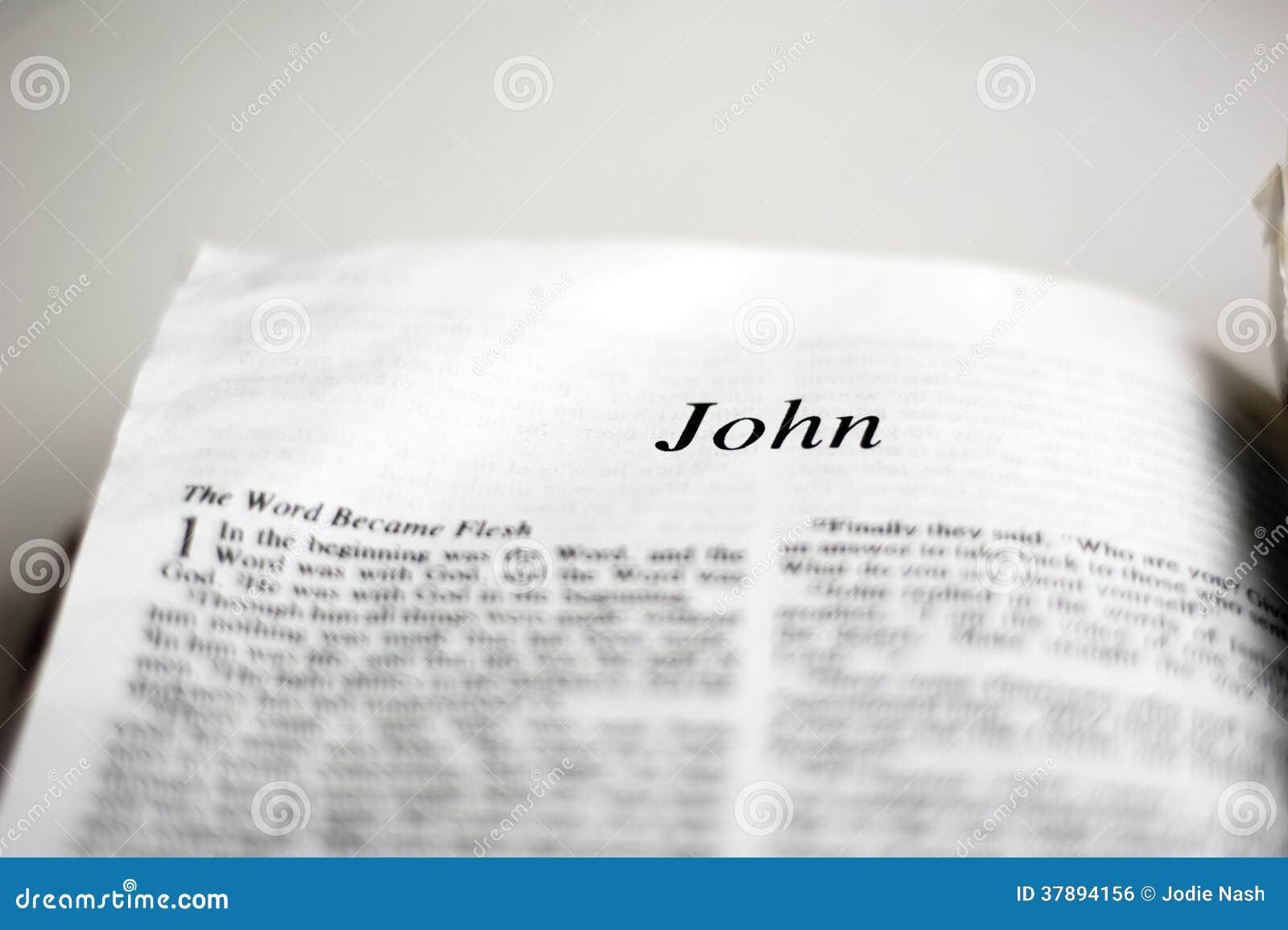 Boek van John