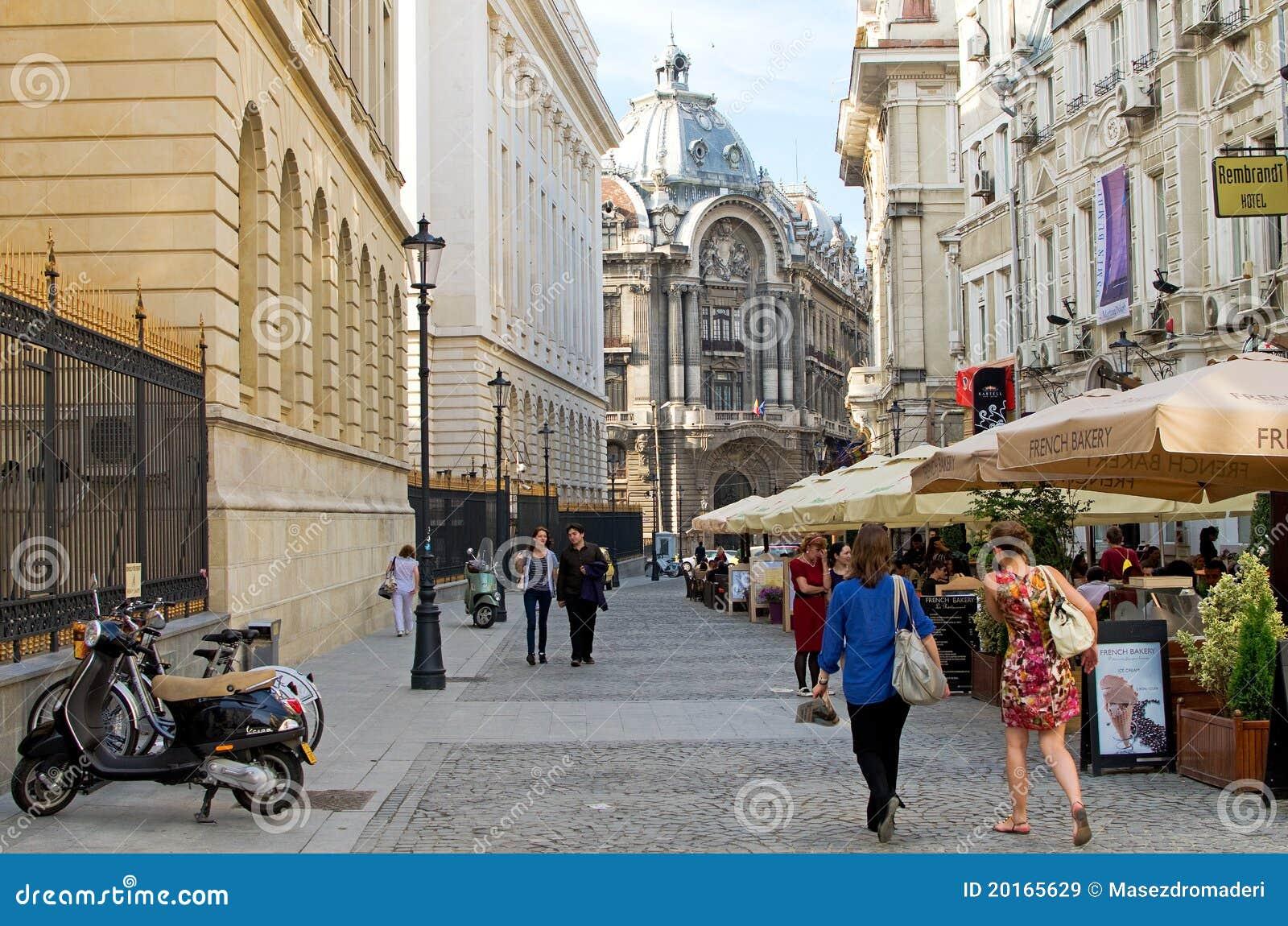 Boekarest, Roemenië
