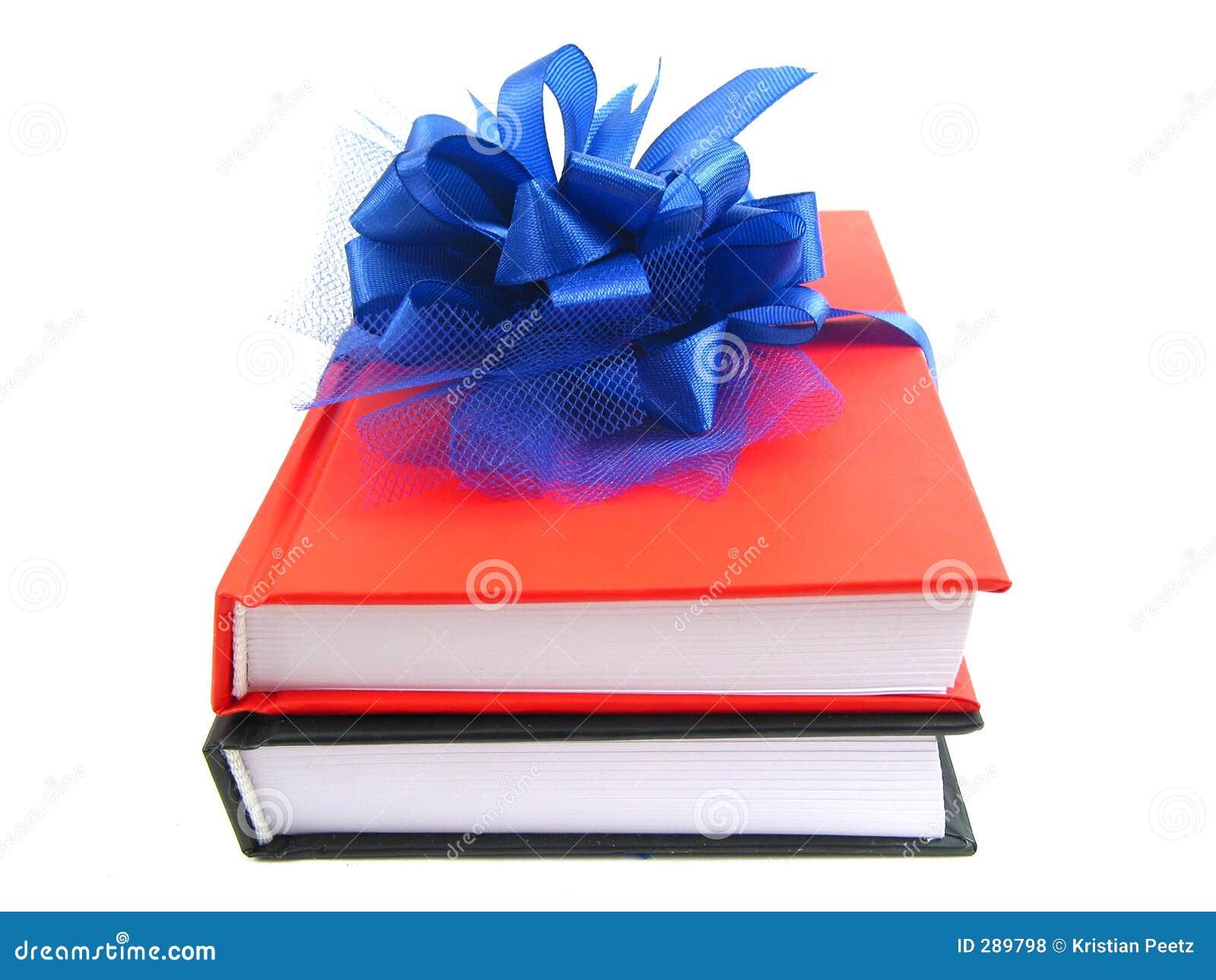 Boeken als gift (vooraanzicht)