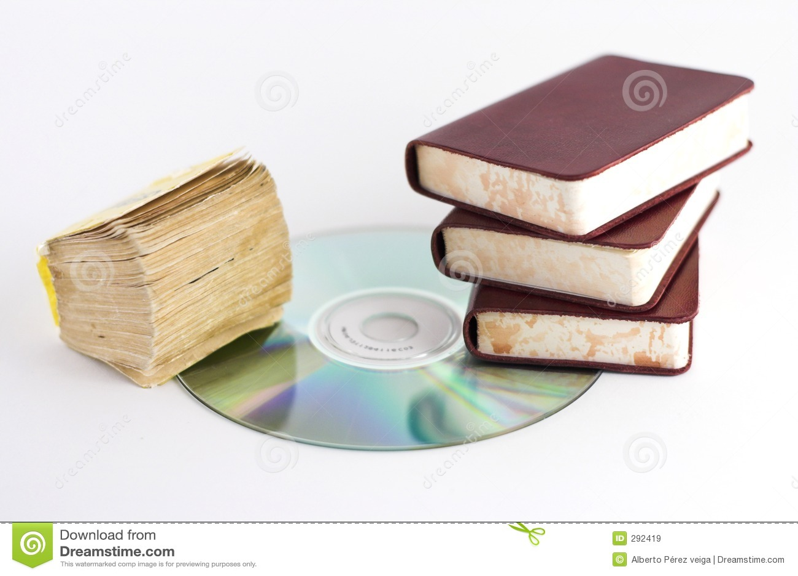 Boeken en CD