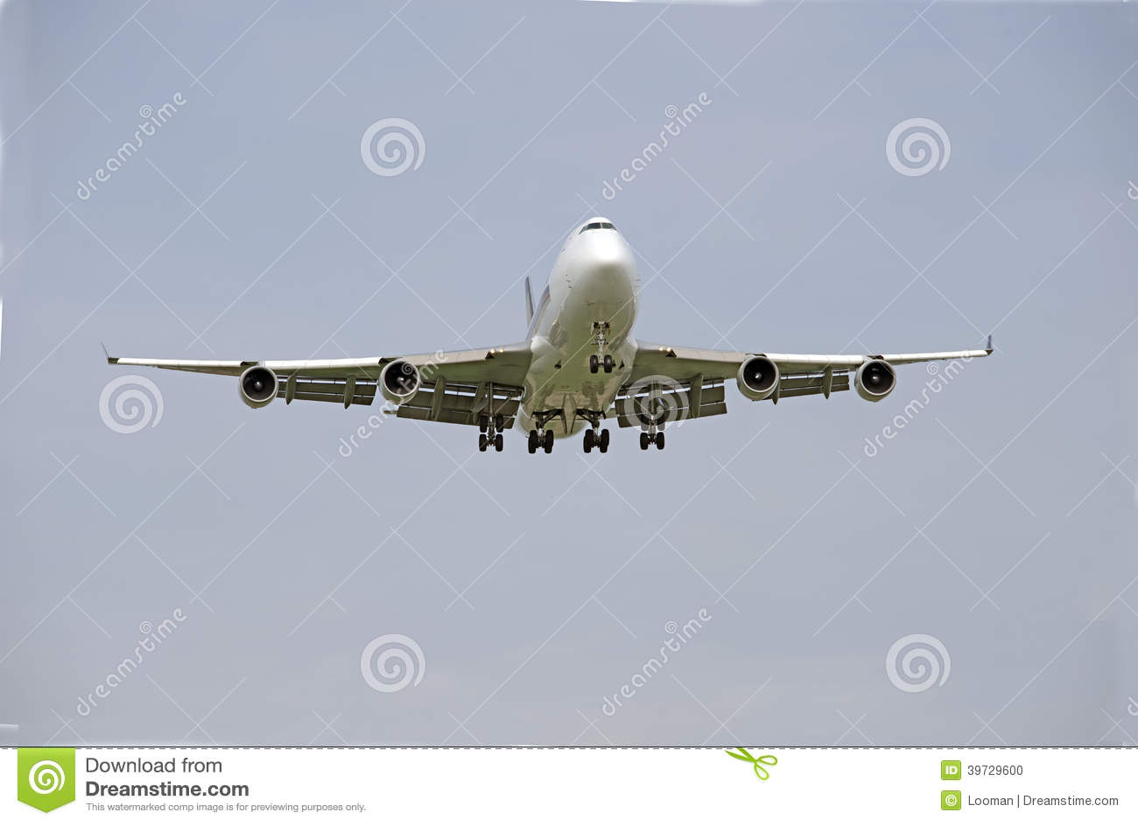 Boenig 747 de lading van ER