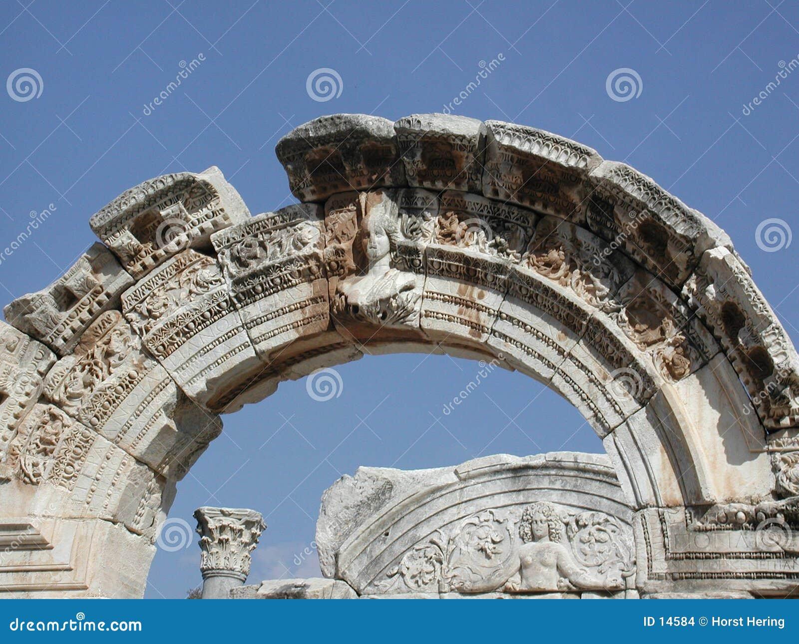 Bogen in Ephesus