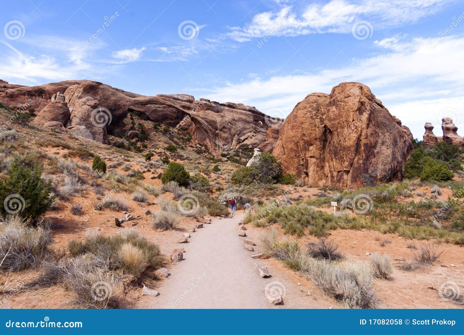 Bogen-Nationalpark-Spur