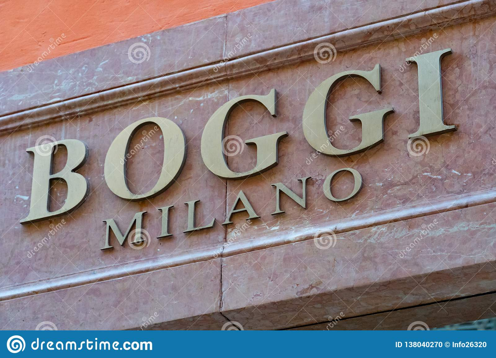 Boggi米兰时尚商店