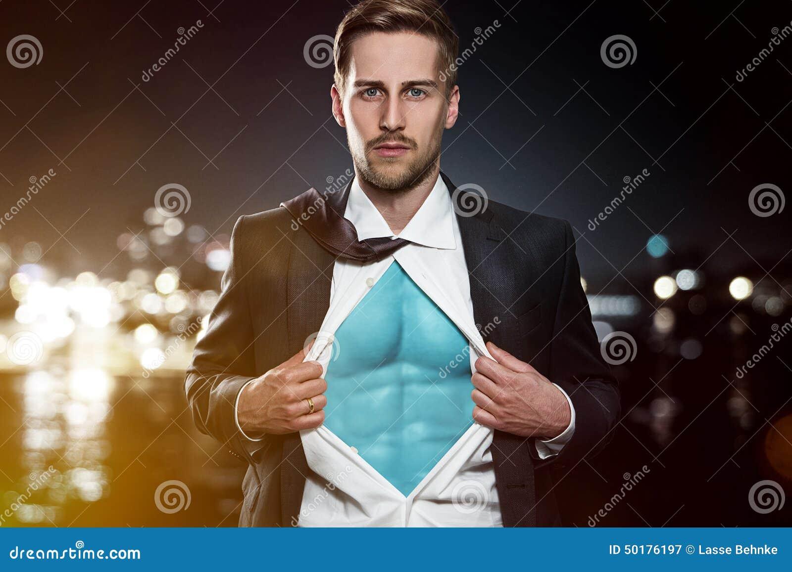 Bohatera biznesmen