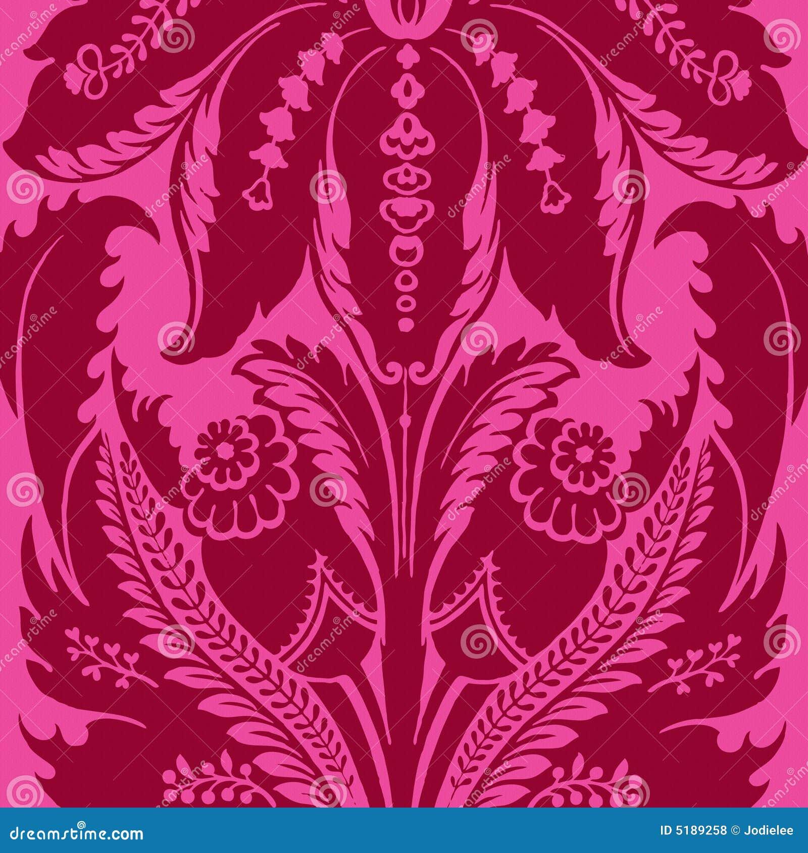 Bohemisk blom- skraj zigensk stil för bakgrund