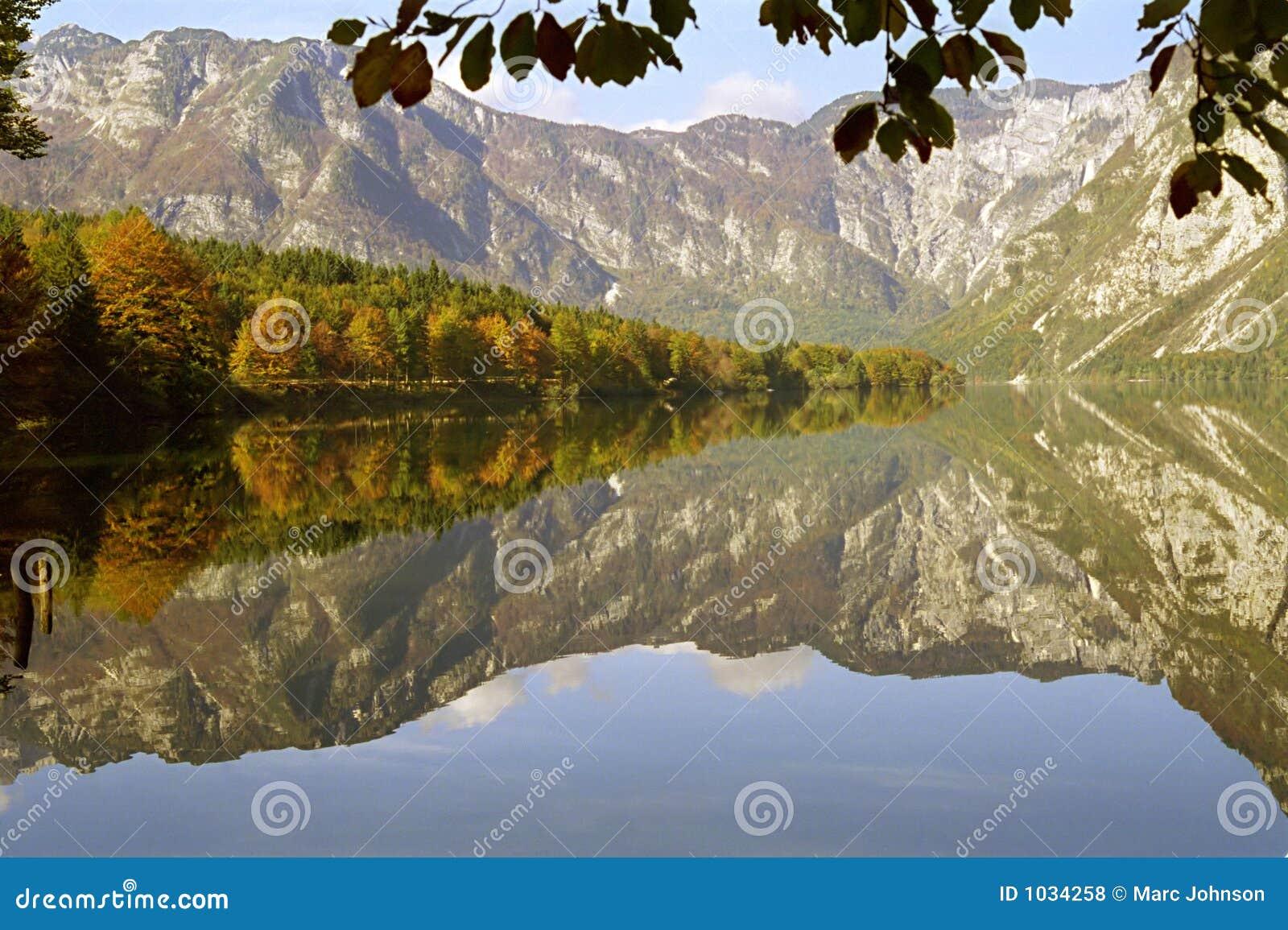 Bohinj jeziora