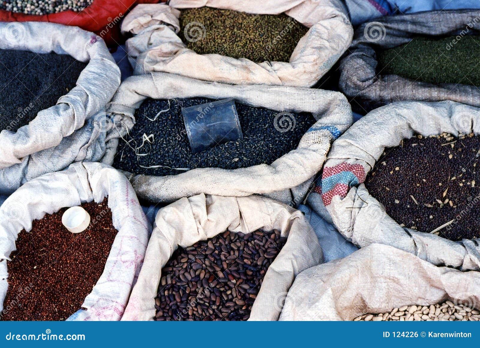 Bohnen für Verkauf