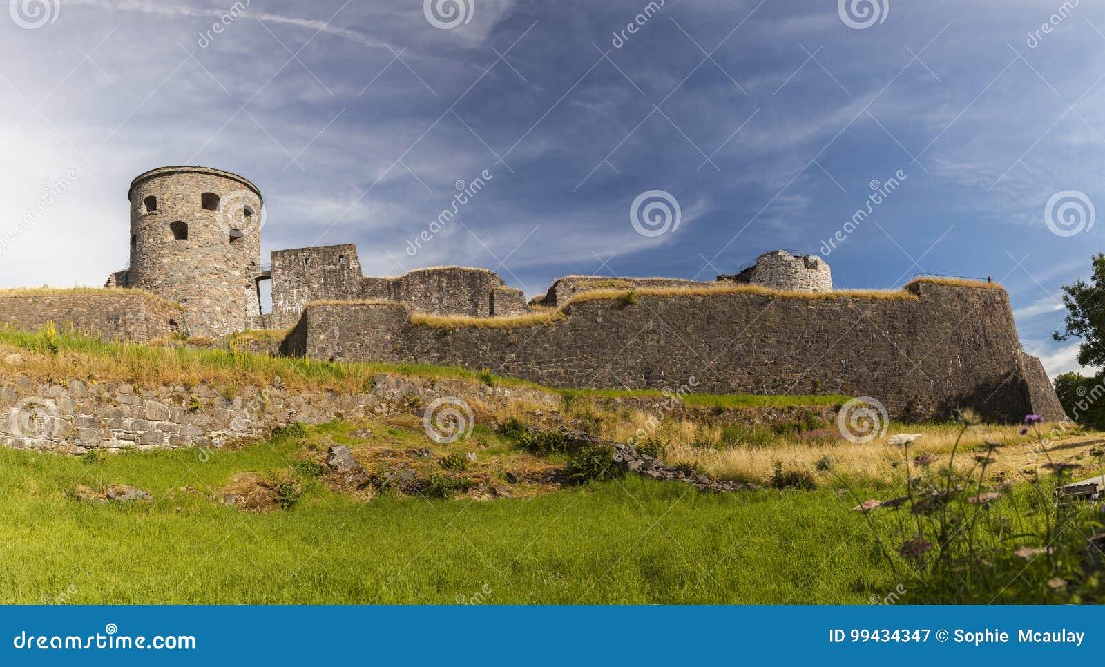 Bohus-Festung Schweden