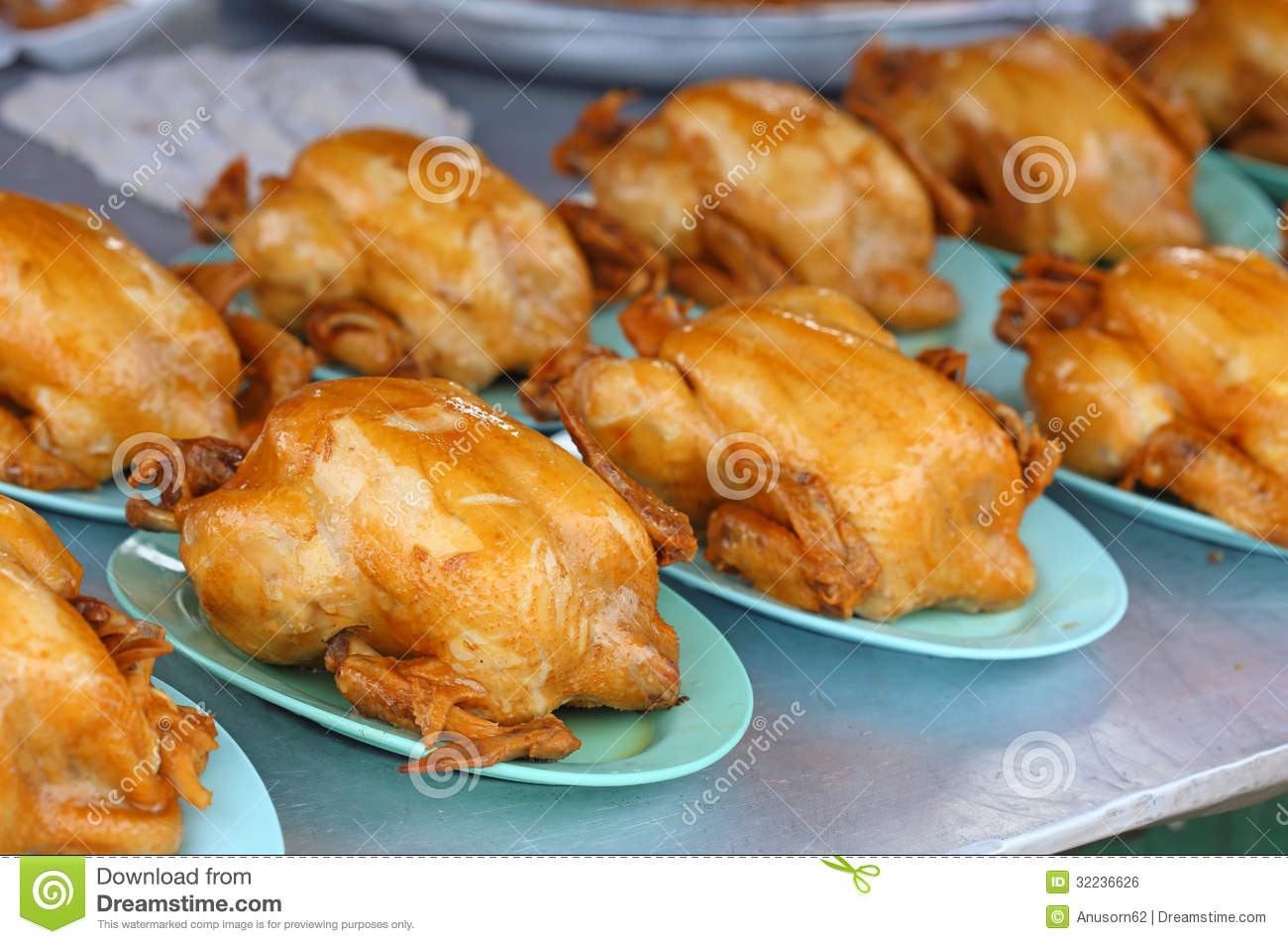 Boil Chicken Sauce Royalty Free Stock Image - Image: 32236626