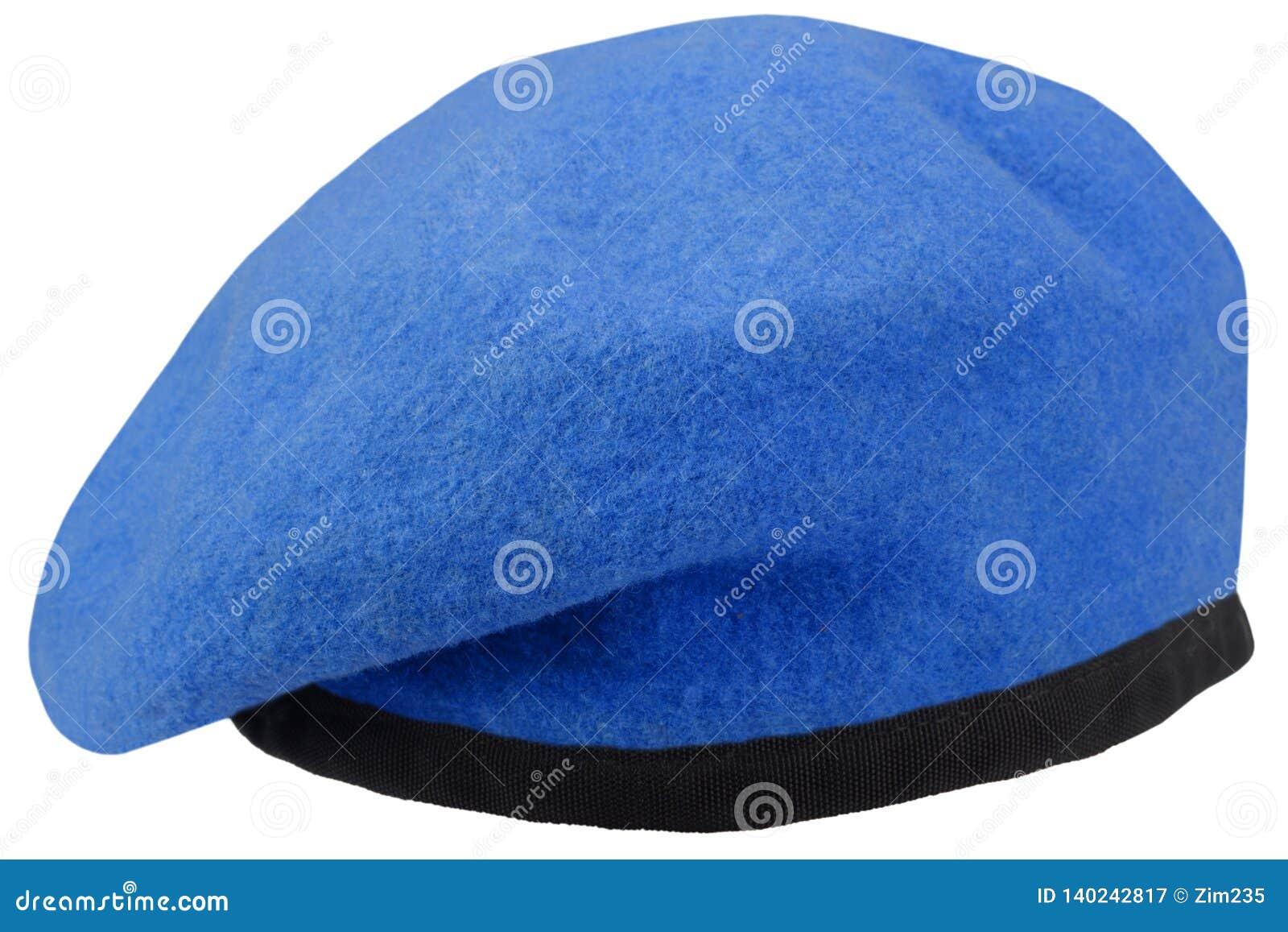Boina azul das tropas militares