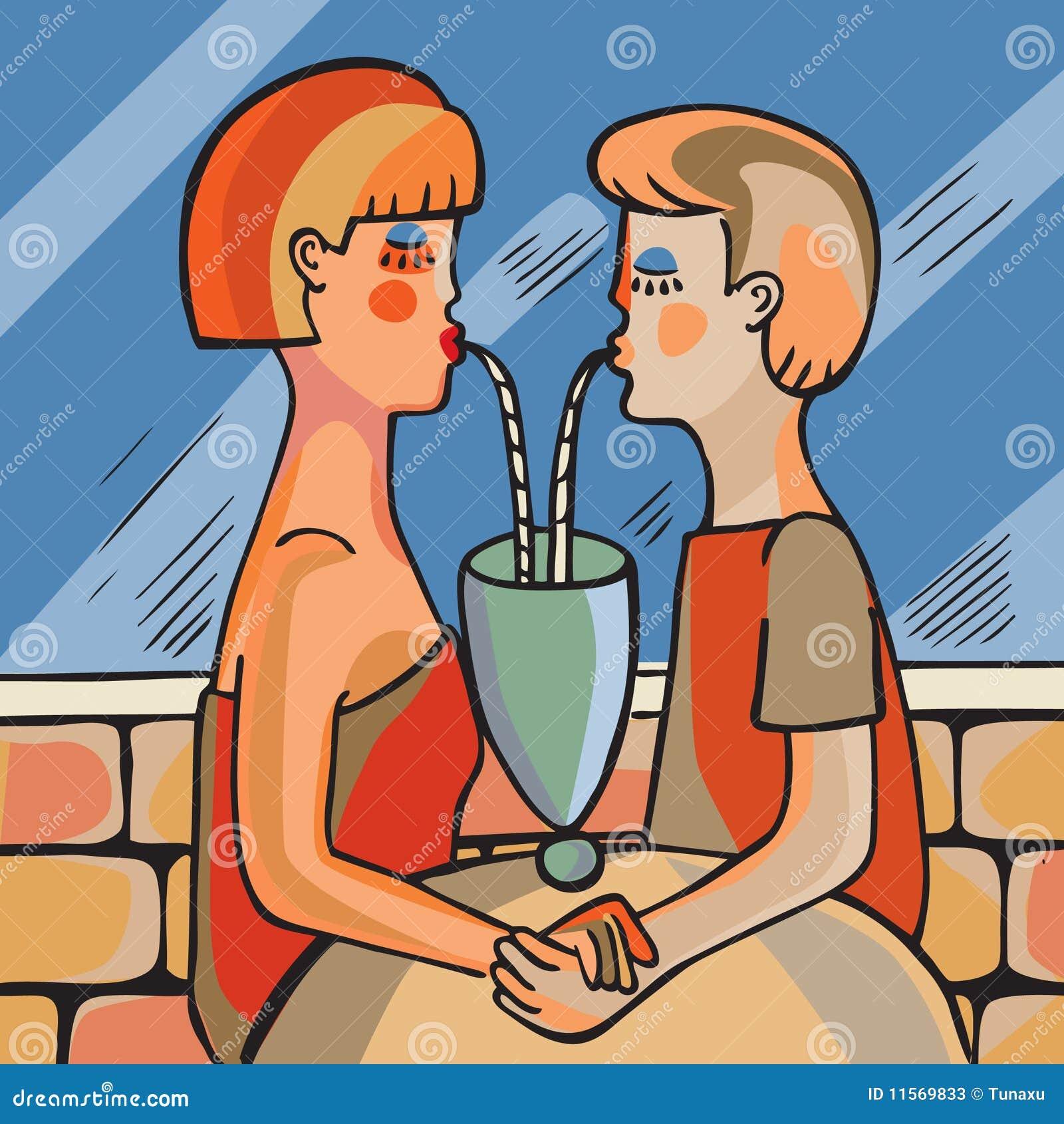 Boire de couples