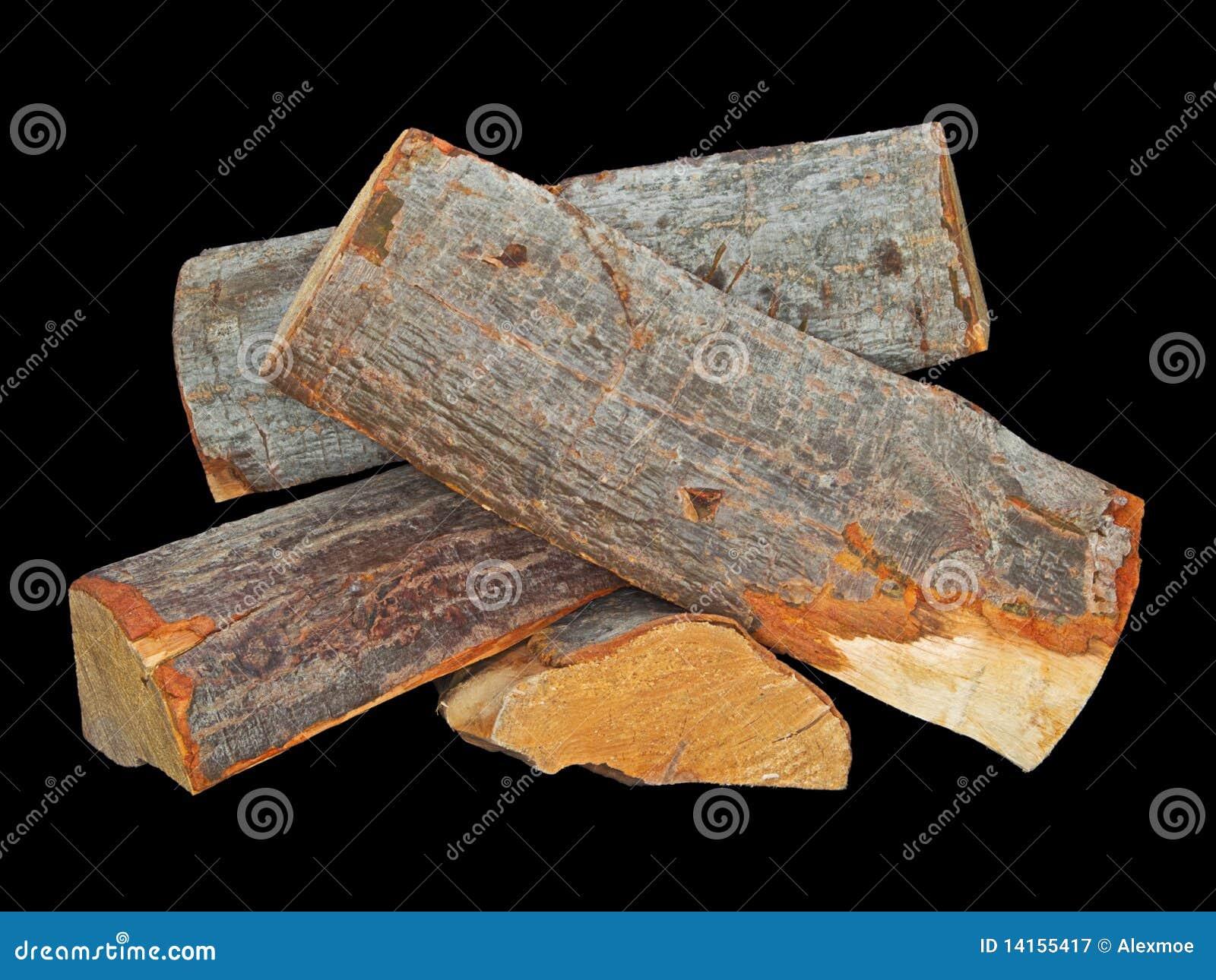 Bois de chauffage image stock image du chemin e pile 14155417 - Aulne bois de chauffage ...