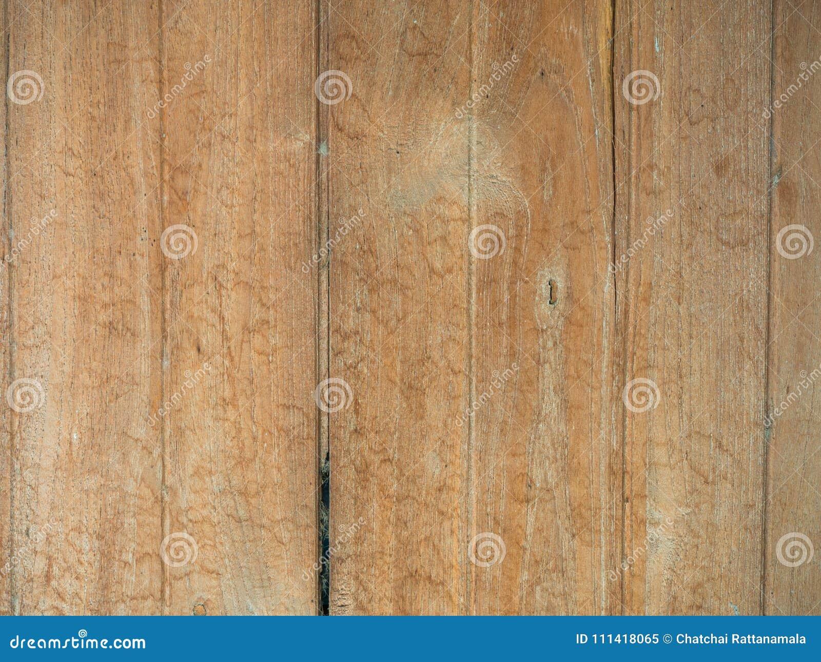 Bois de vintage de texture de fond avec des noeuds et des trous de clou