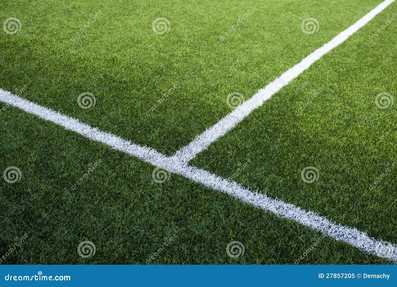 Boisko Do Piłki Nożnej Linie