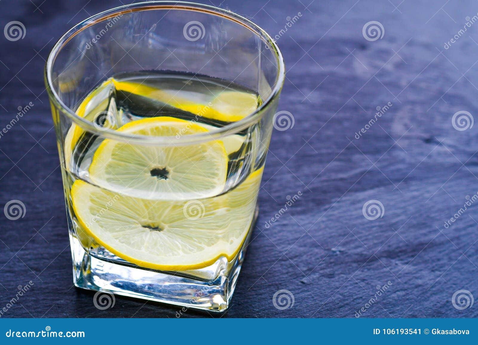 Boisson de citron