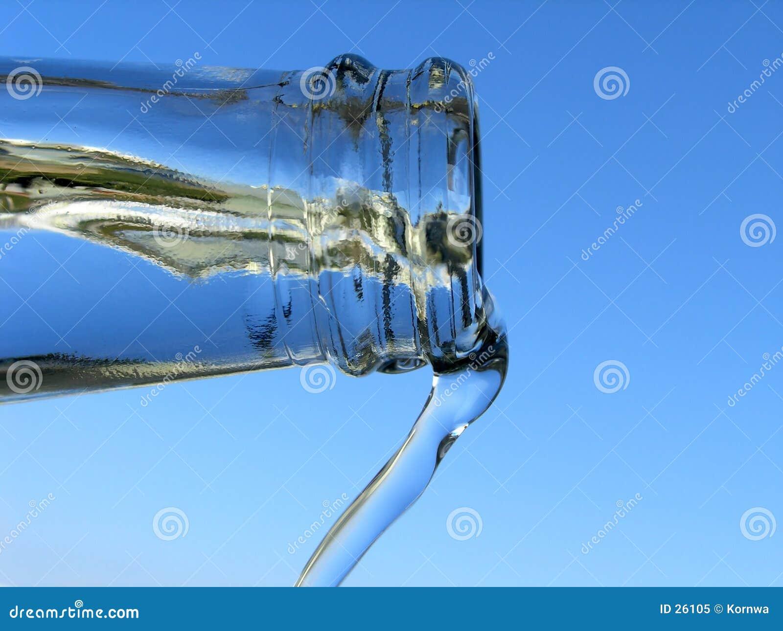 Boisson fraîche de vodka