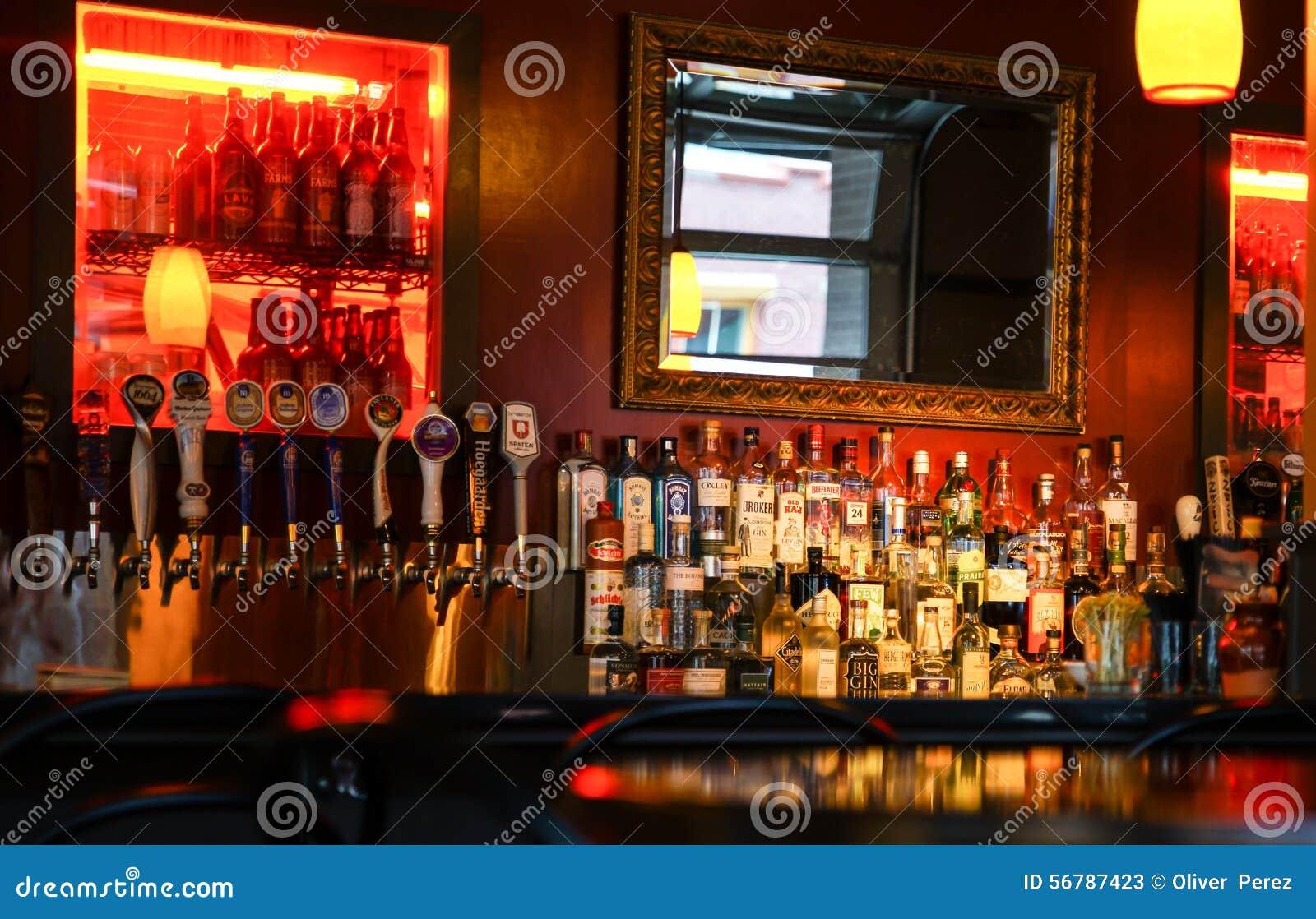 Boissons alcoolisées assorties
