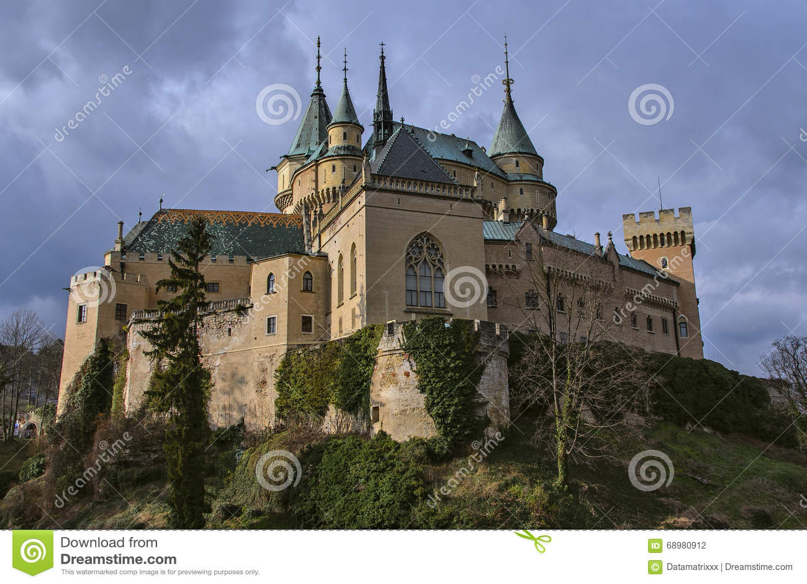 Bojnice城堡