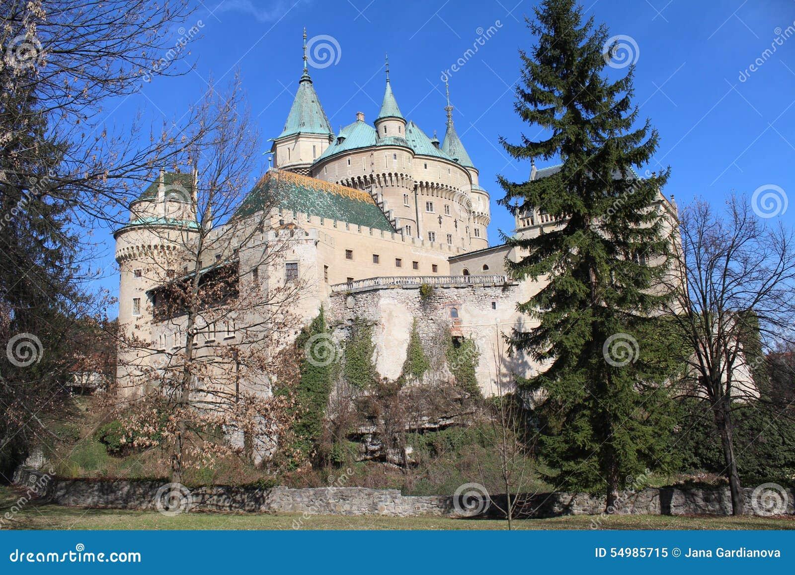 Bojniceslott slovakia