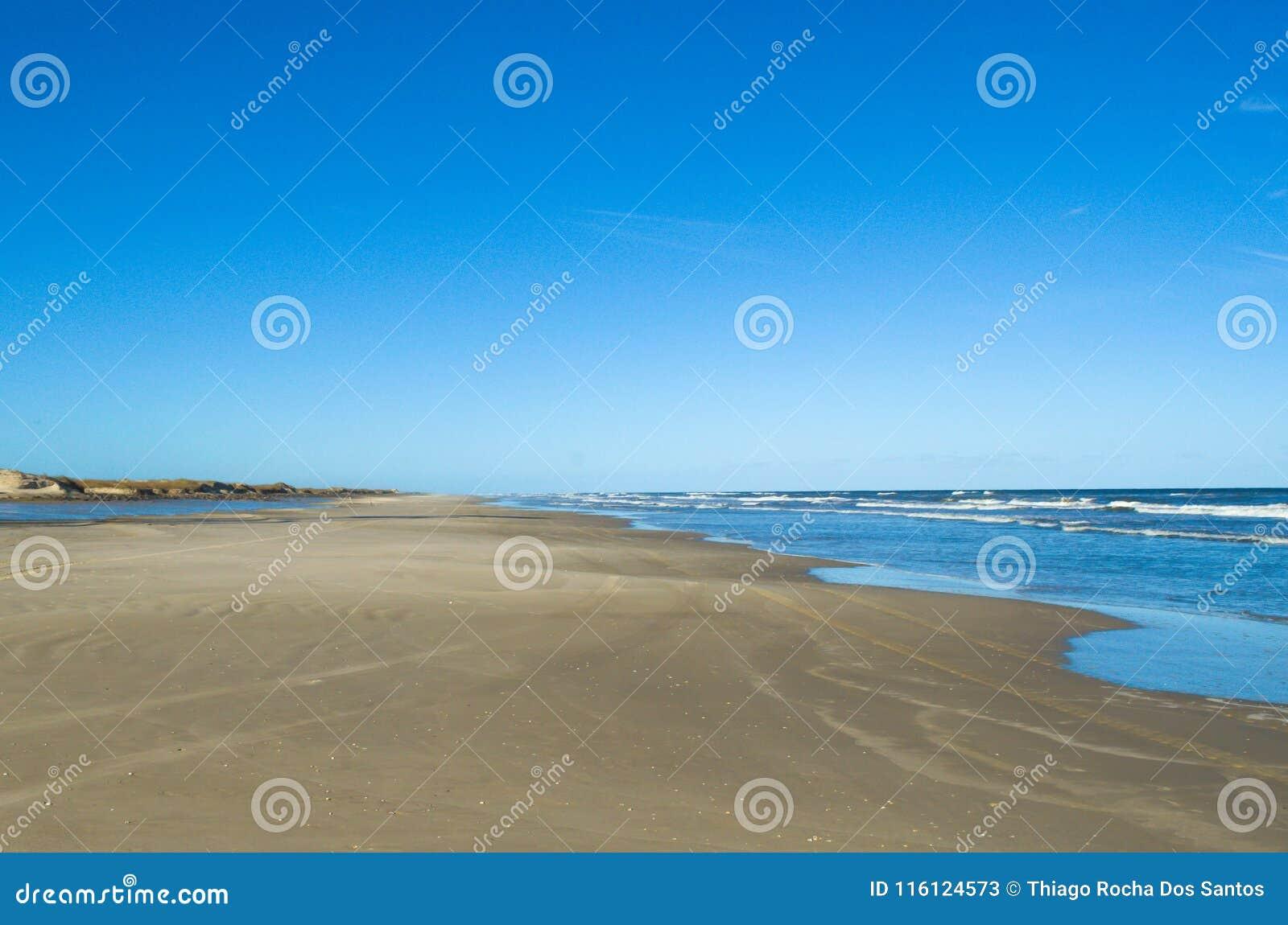 Bojuru beach, deserted beach