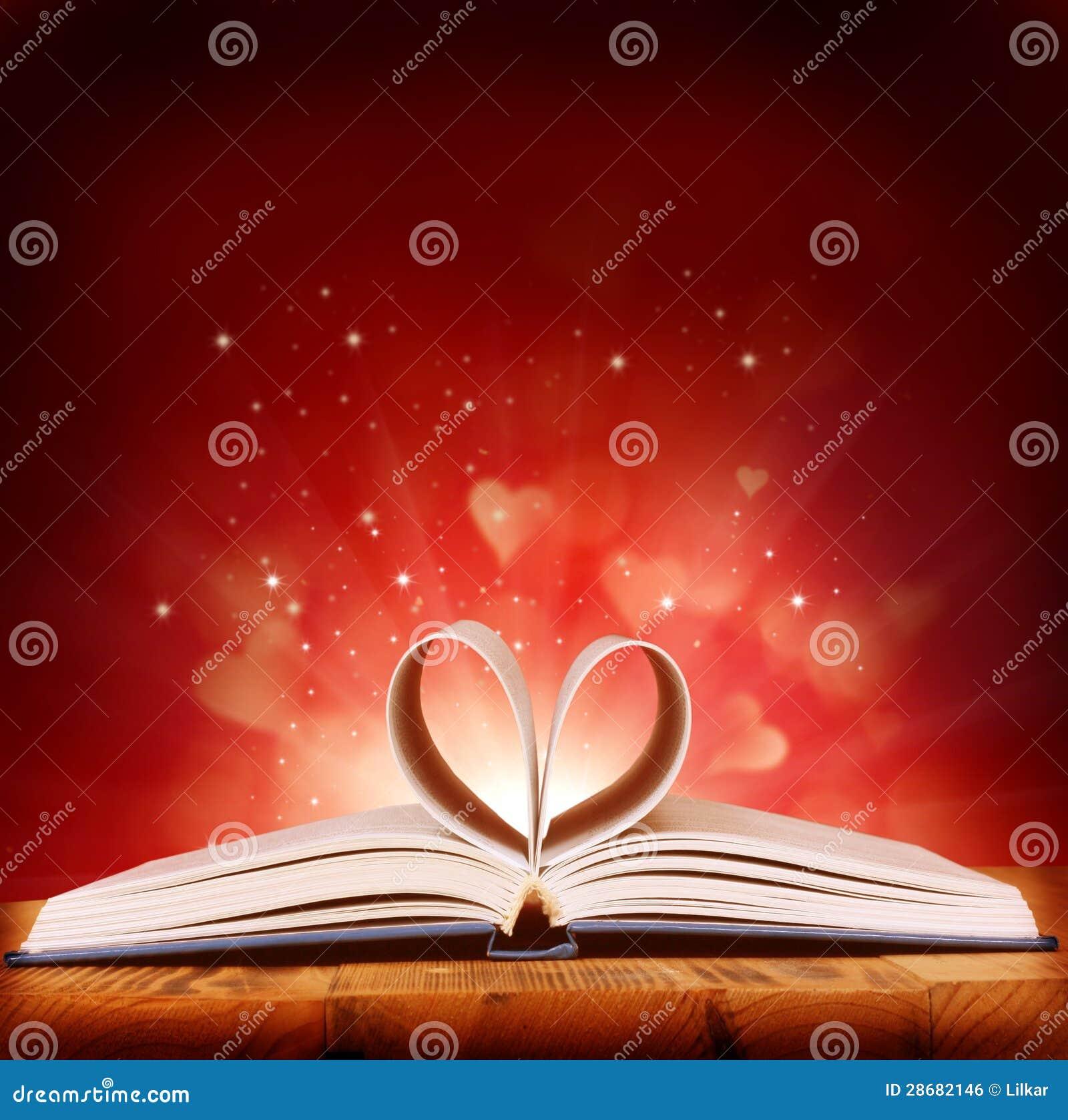 Boka av förälskelse
