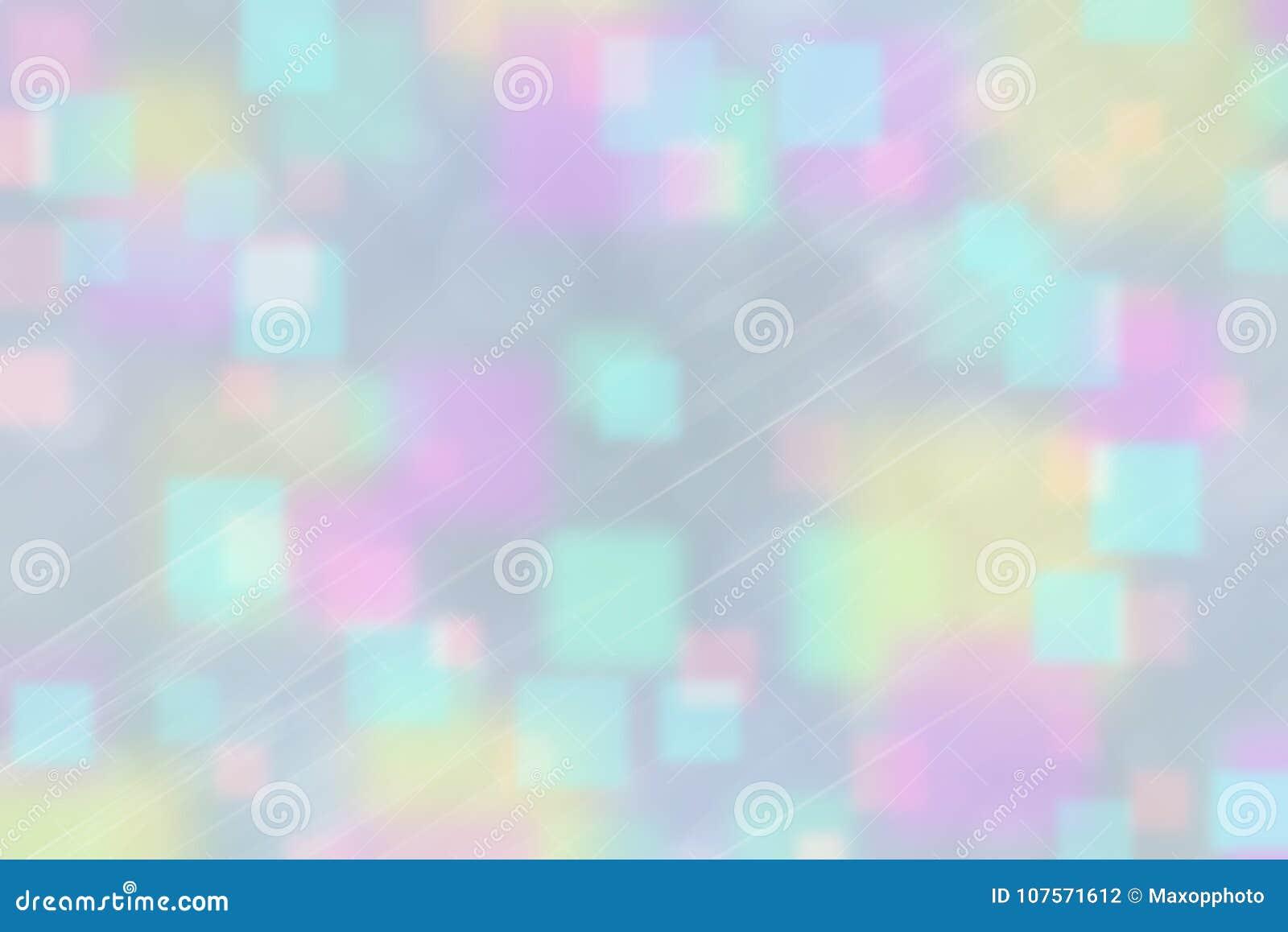 Bokeh摘要迷离五颜六色的背景 defocused光