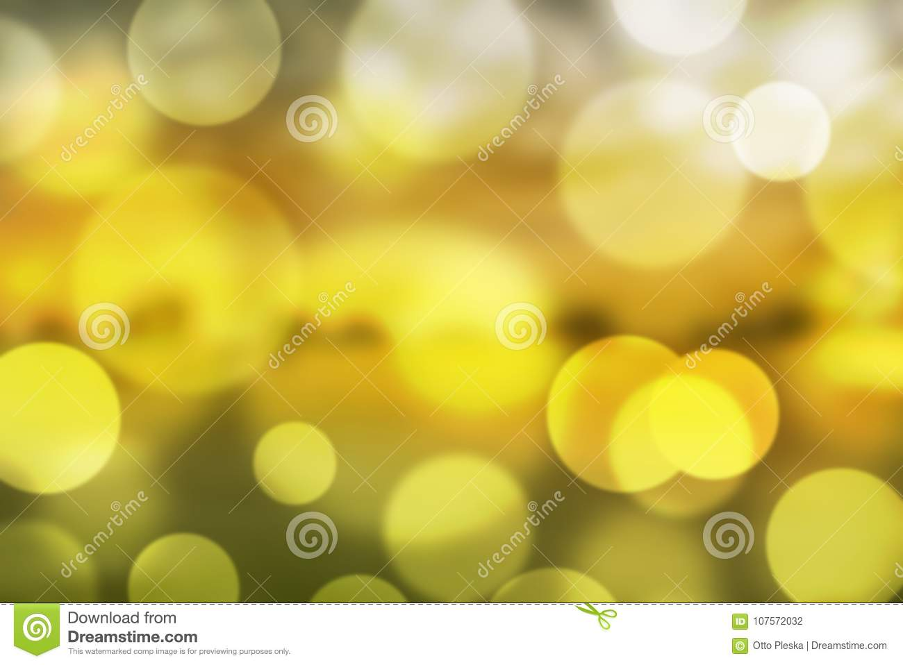 Bokeh abstract blur colorful background. Defocused lights