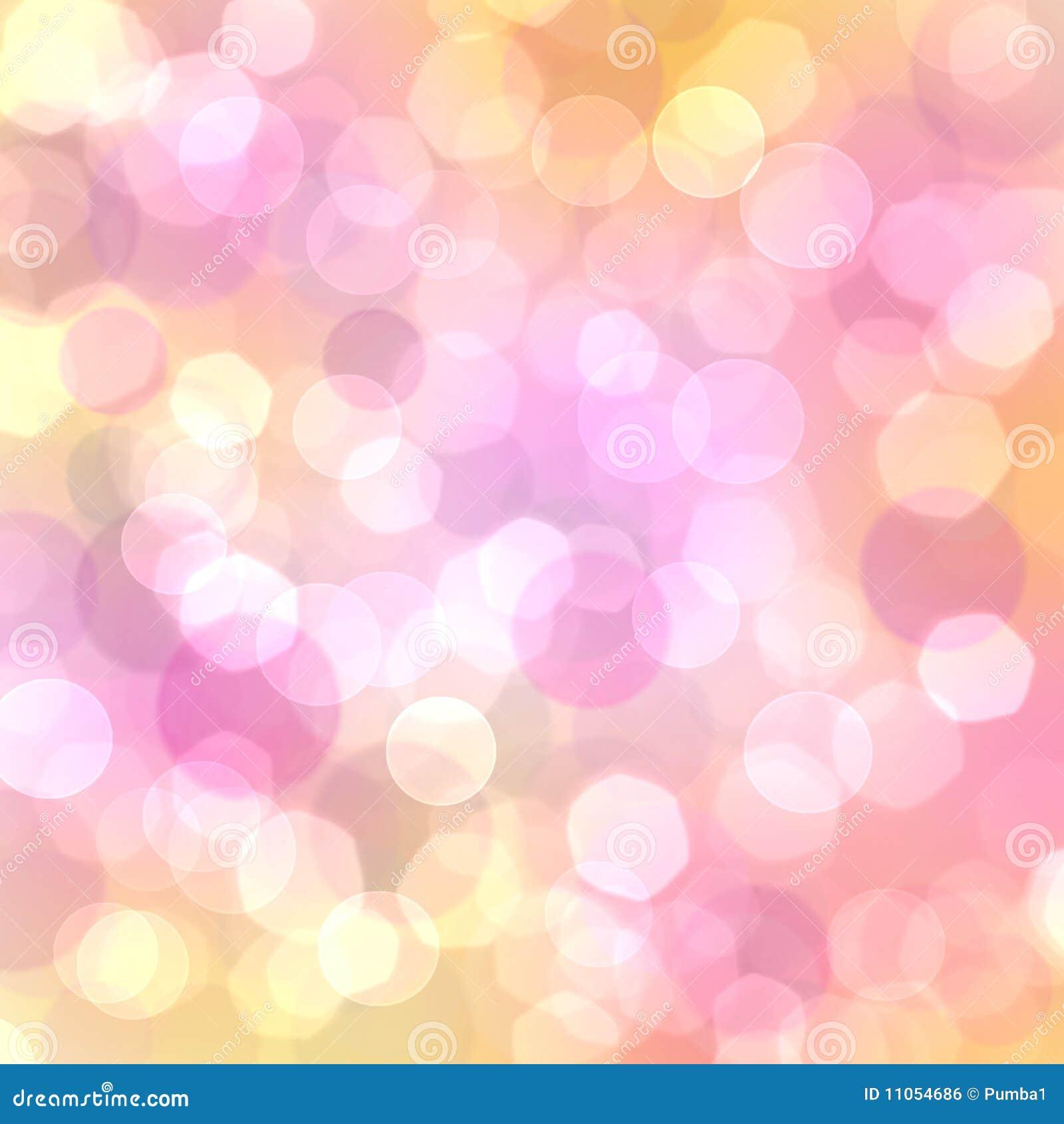 Bokeh abstracto hermoso
