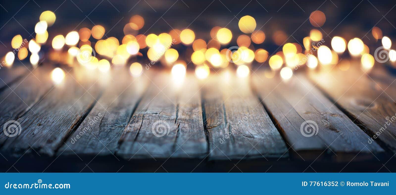 bokeh of christmas lights - Blurry Christmas Lights