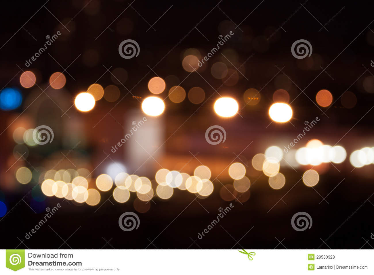 bokeh city lights photo - photo #49