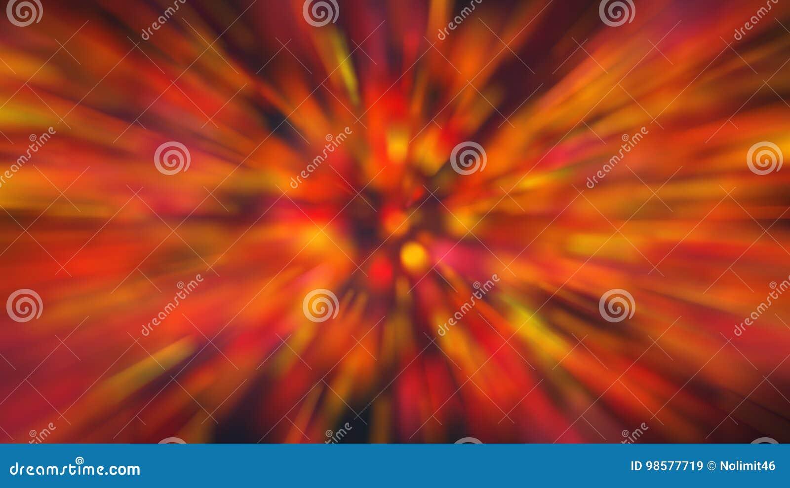 Bokeh colorido de las luces Vaya de fiesta las luces vibrantes con muchos colores con efecto del enfoque