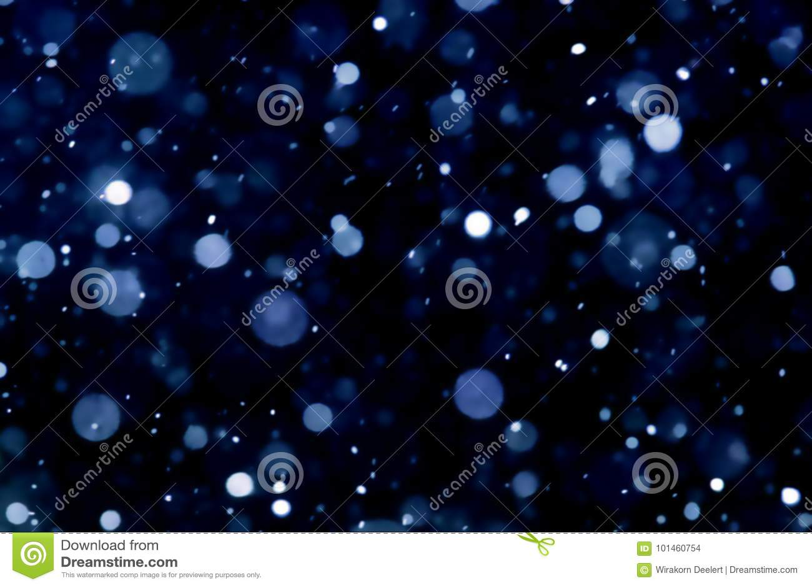 Bokeh Lichteffekt Colorfull-Unschärfe-Zusammenfassungshintergrund