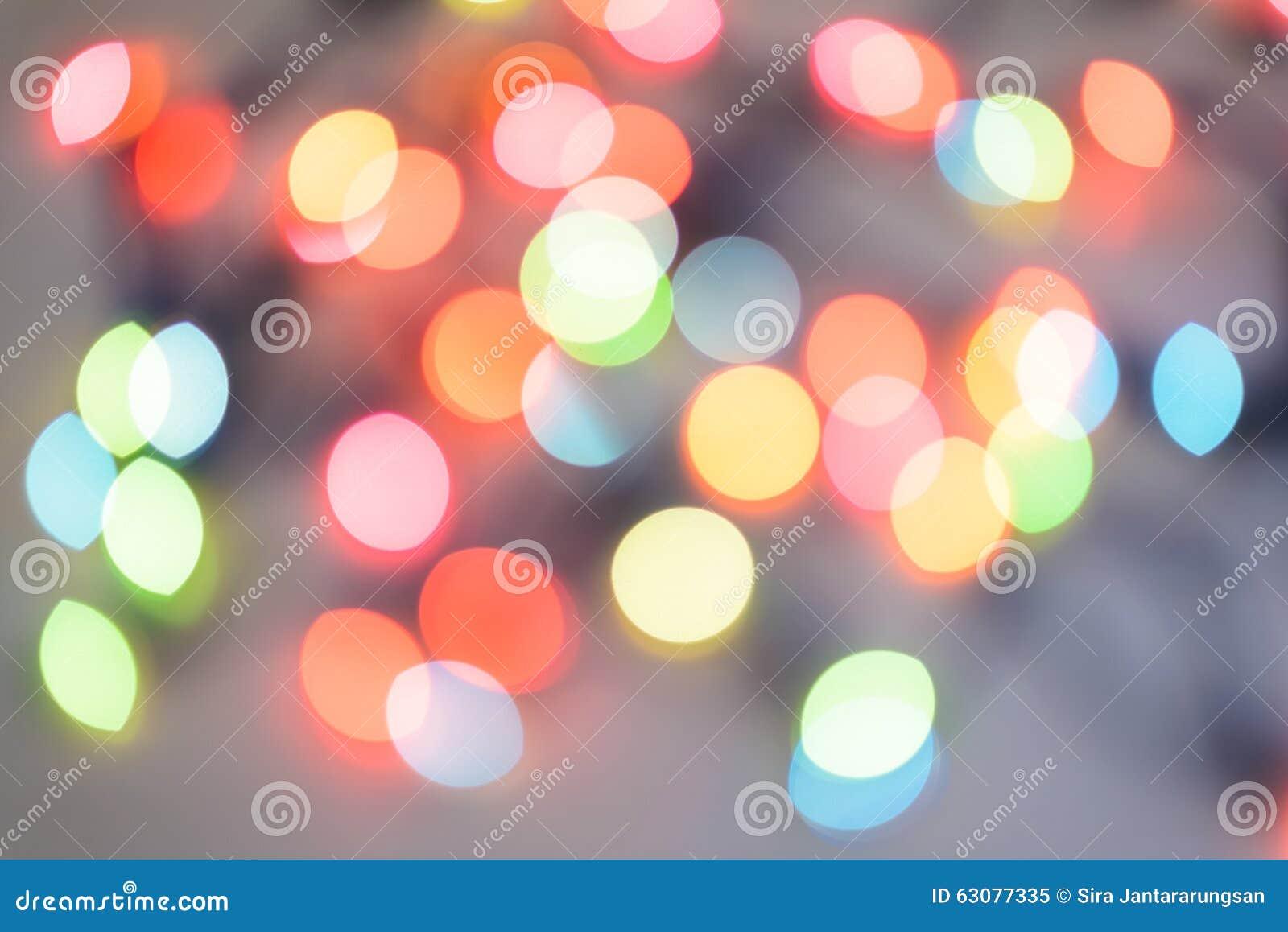 Download Bokeh Multicolore De Vacances Image stock - Image du décoration, conception: 63077335