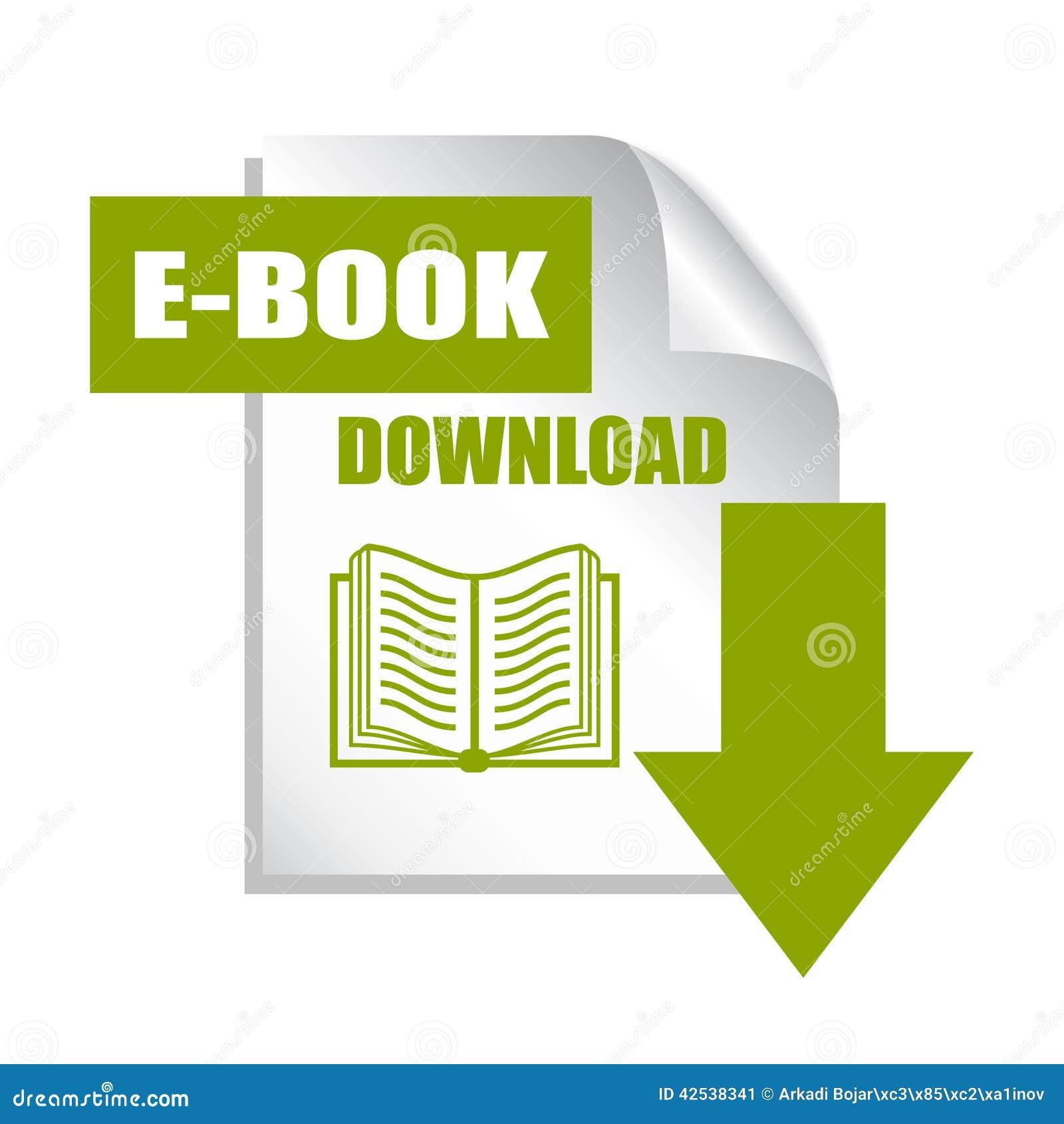 Boknedladdningsymbol