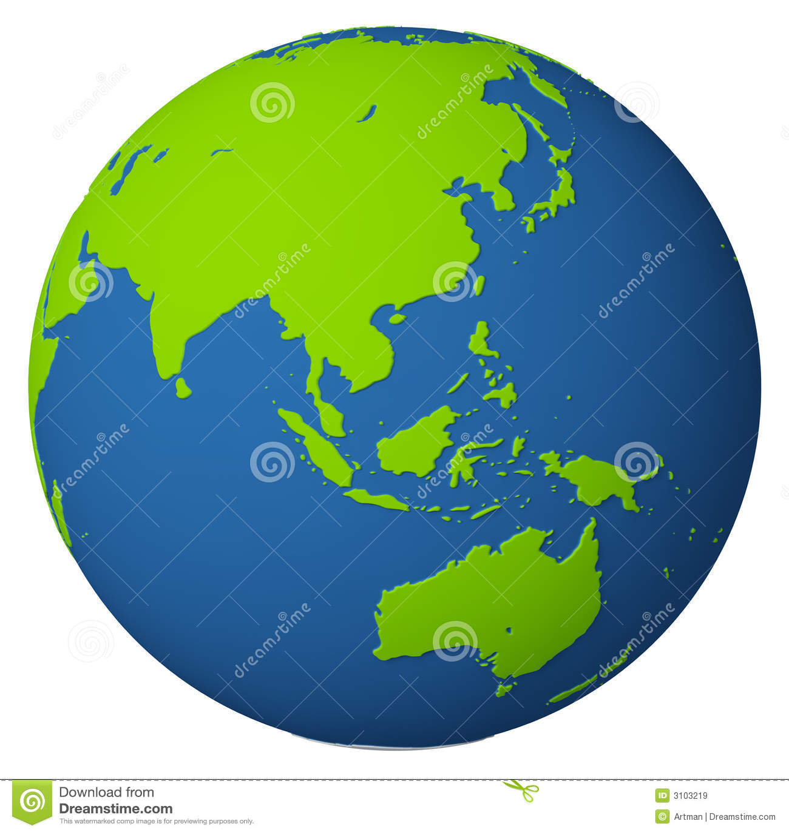 Bol/Azië en Australië