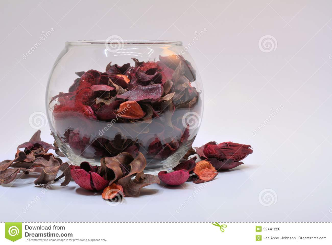 Pot Pourri Decoration