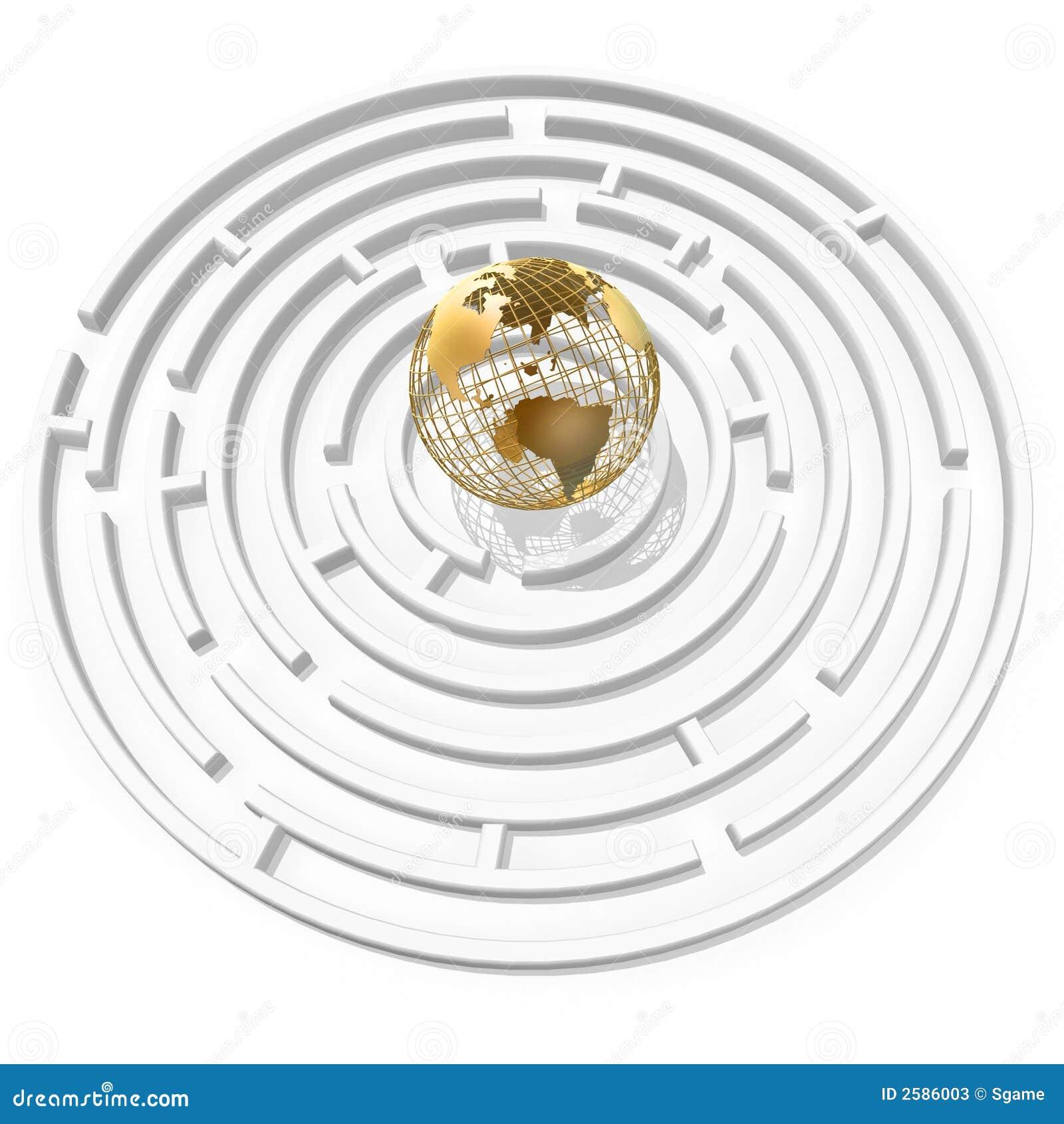 Bol in labyrint