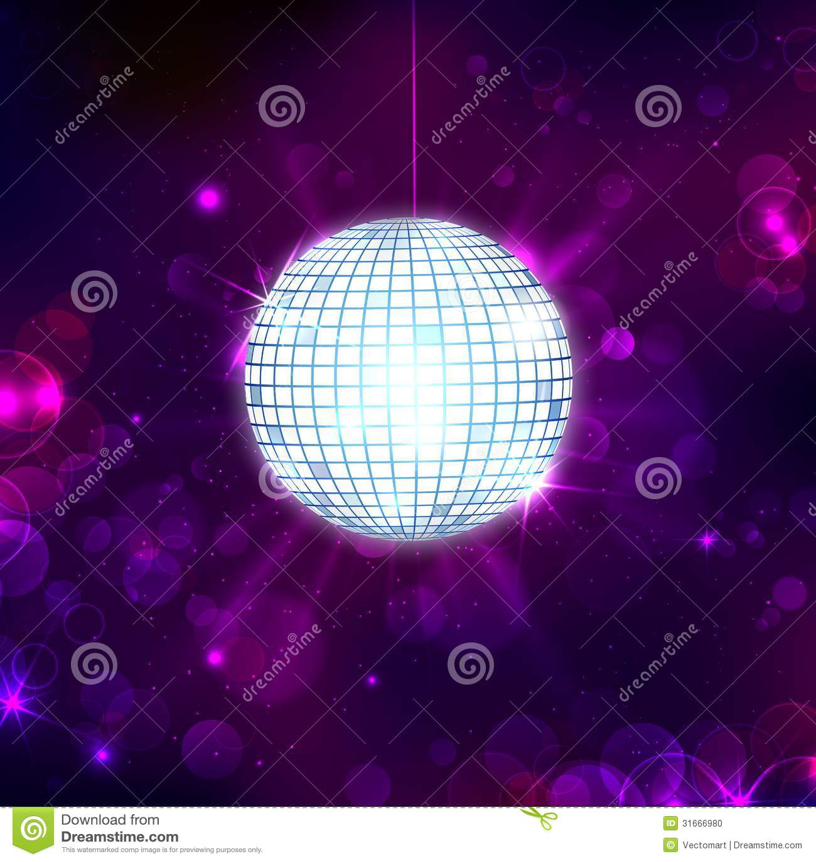 Bola de discoteca en fondo musical foto de archivo - Bola de discoteca ...