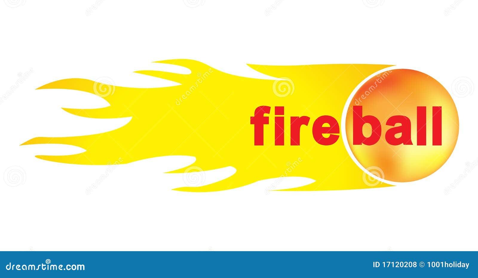 Bola de fogo para seu projeto