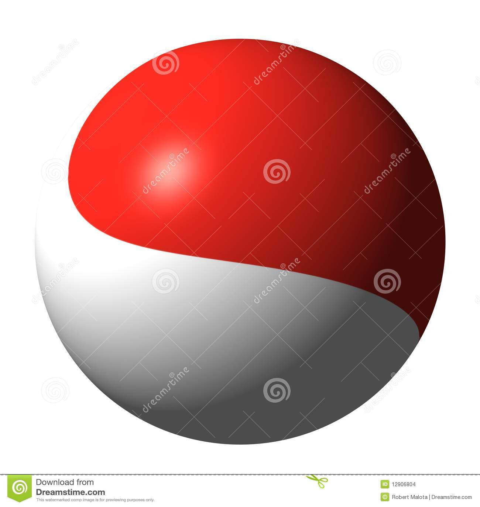 Bola del color
