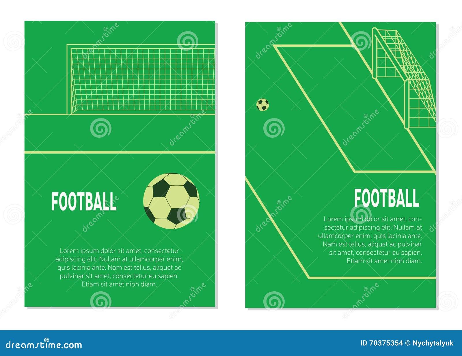 Bola del fútbol del fútbol en el punto de la pena en el estadio