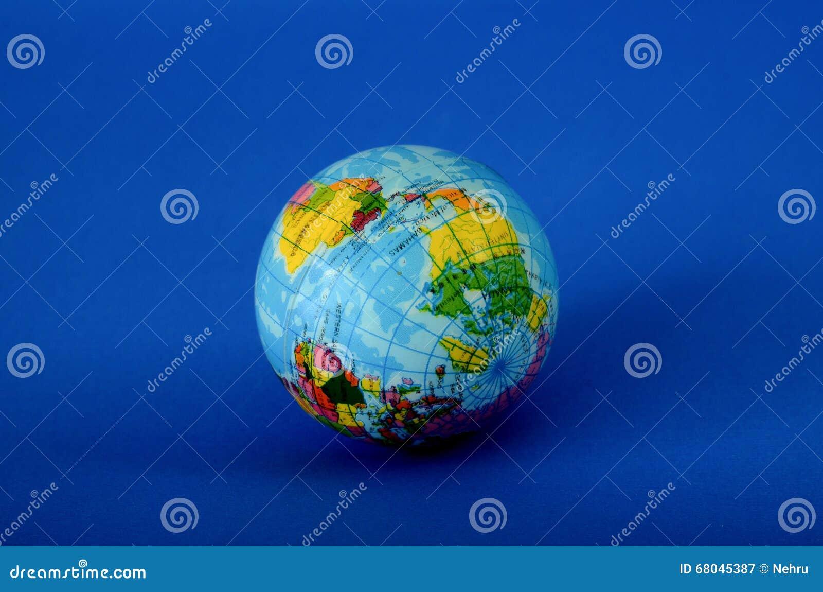 Bola do brinquedo de Globus