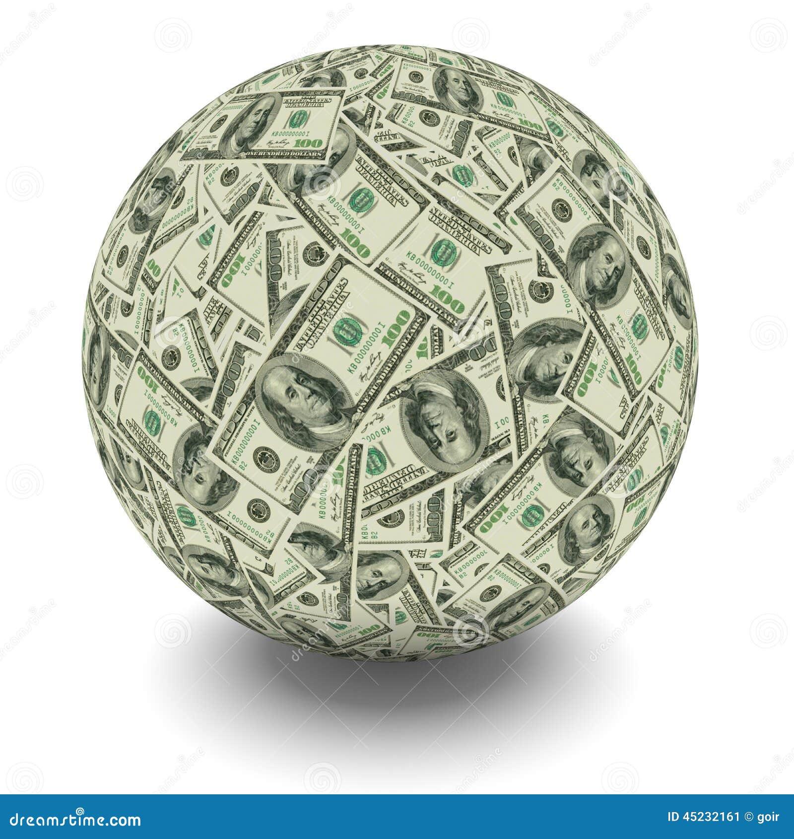 Bola do dinheiro