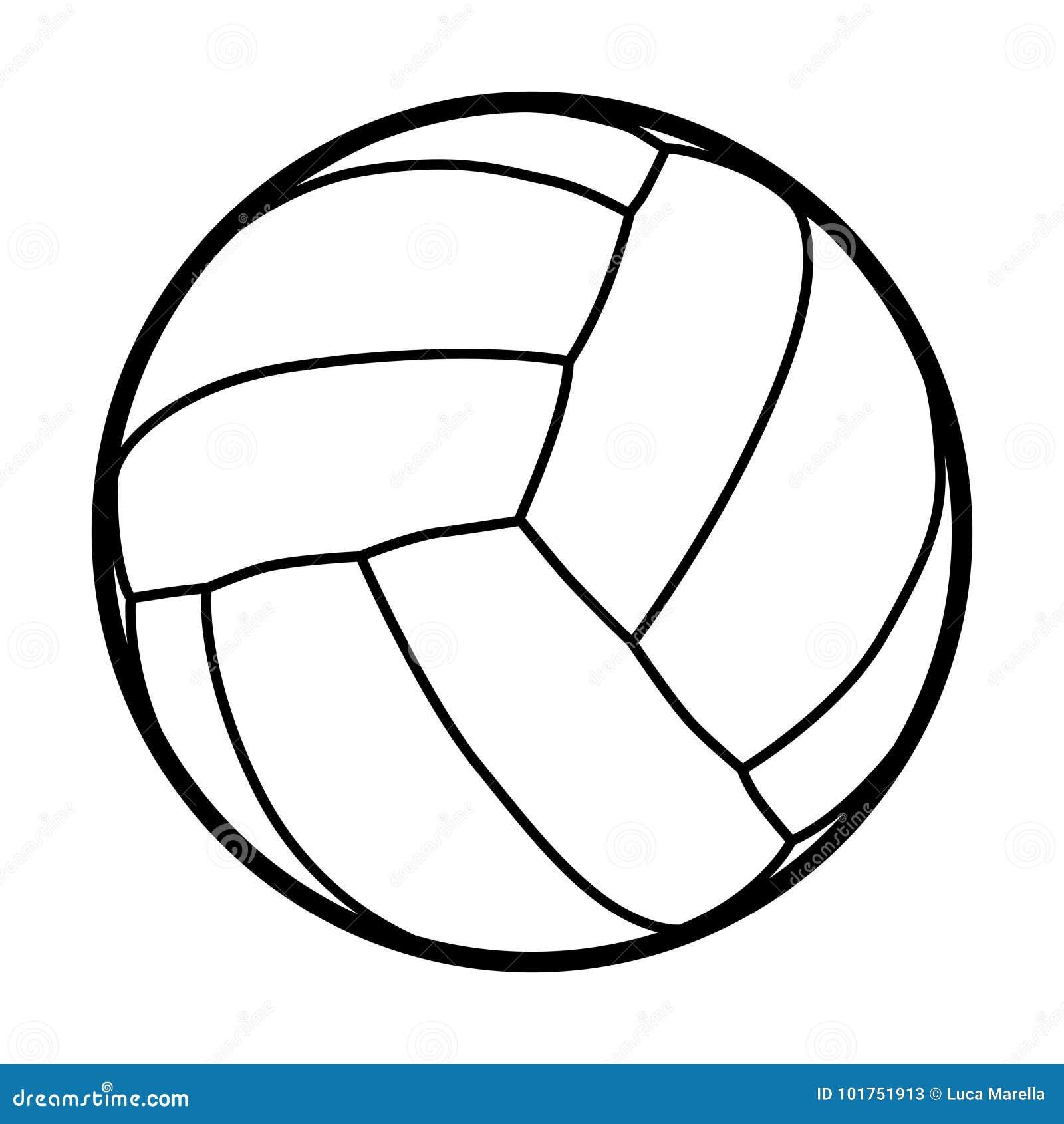 Bola do voleibol