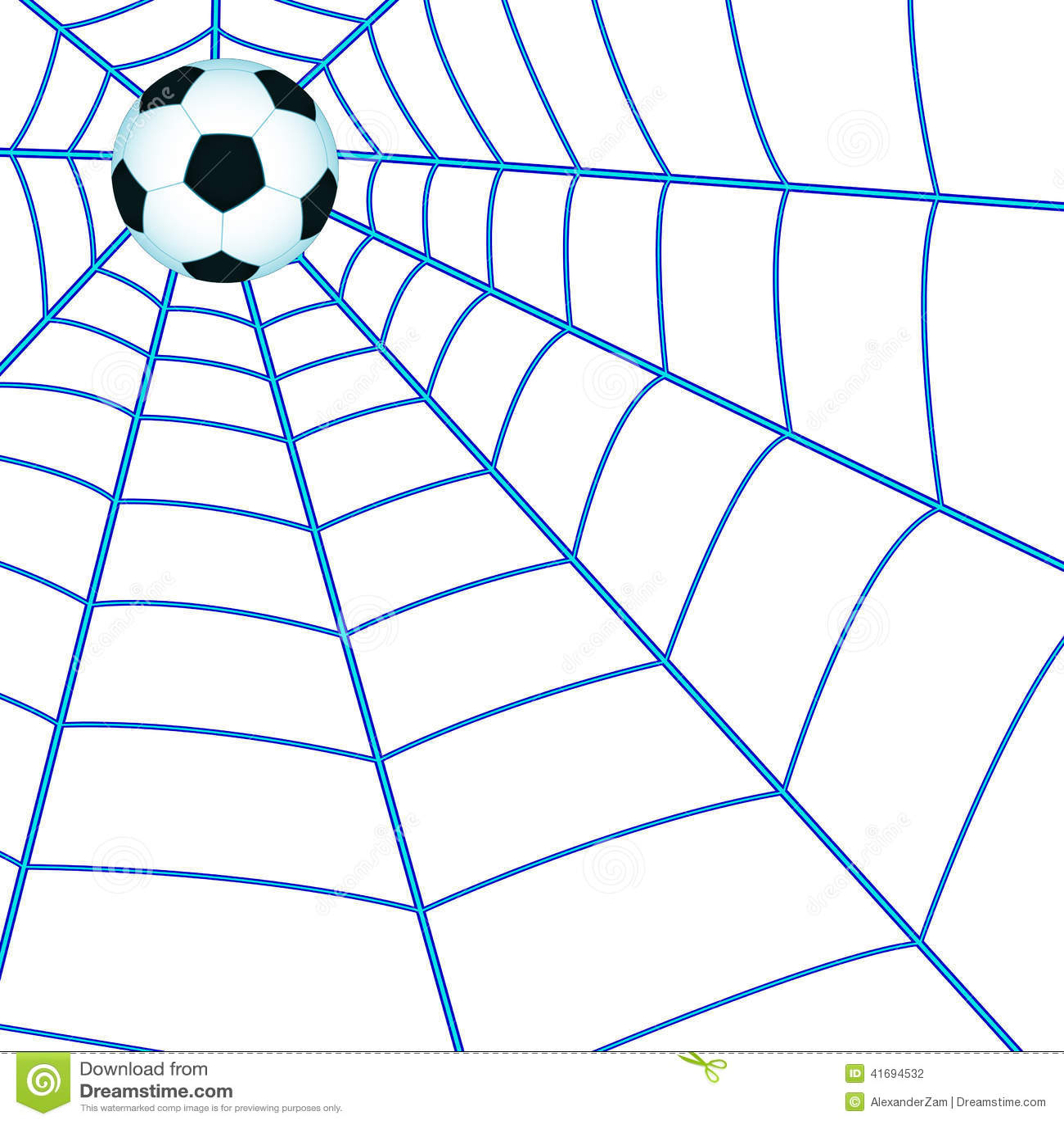 Bola en telaraña ilustración del vector. Ilustración de spiderweb ...