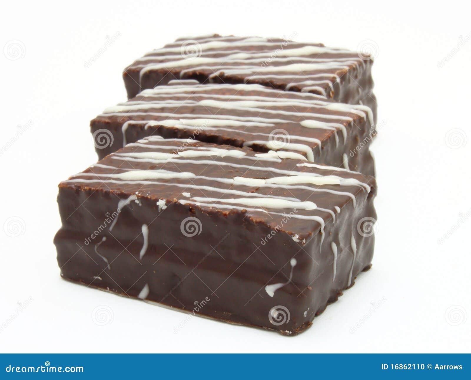 Bolachas do chocolate