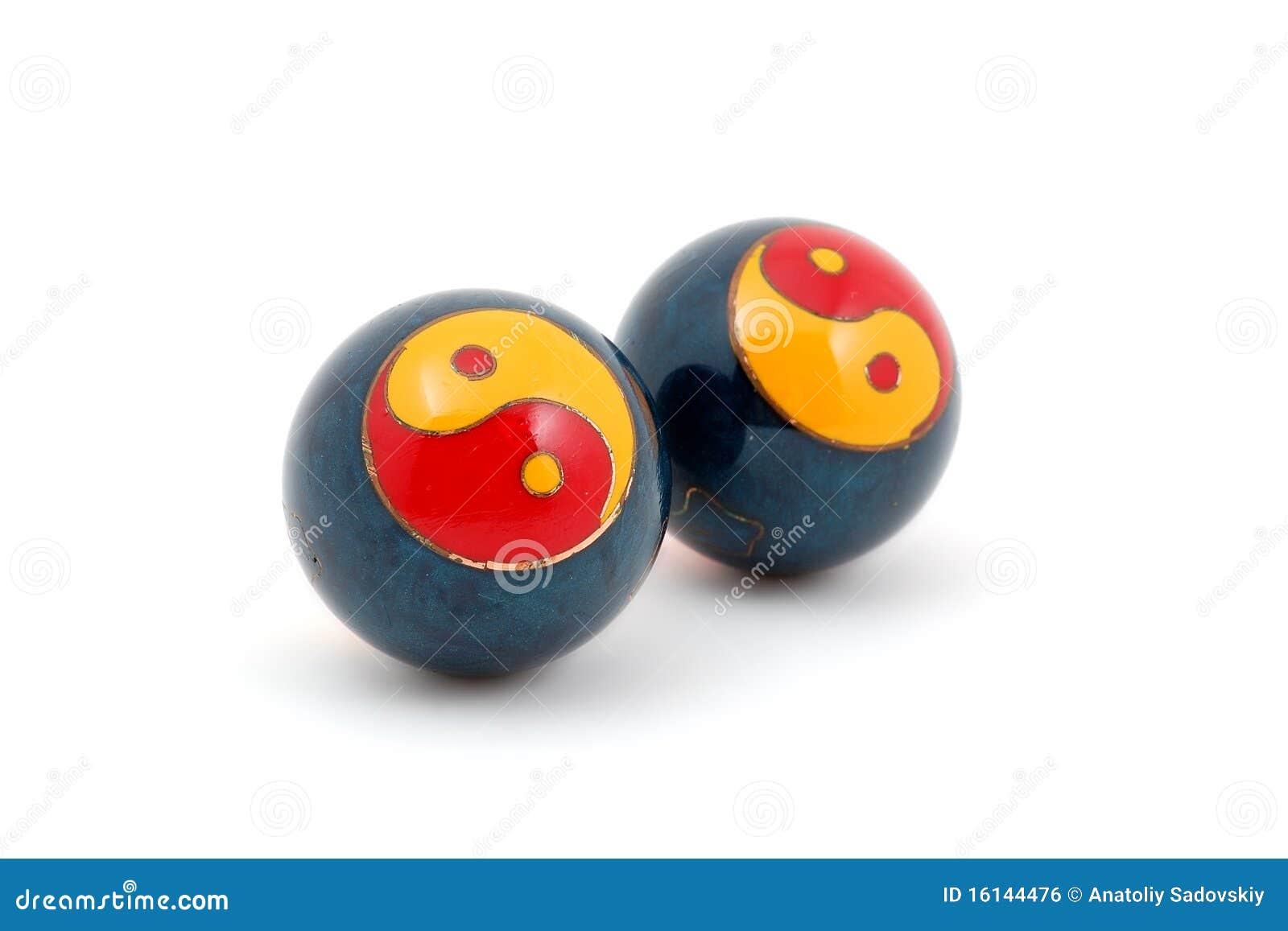 Bolas de Baoding