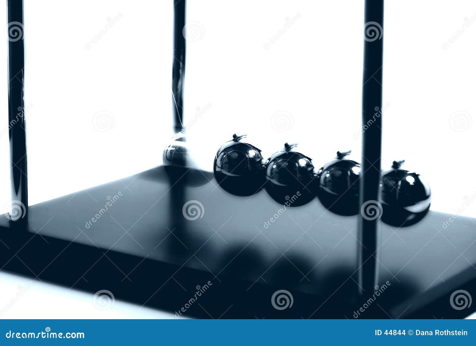 Download Bolas de los neutonios foto de archivo. Imagen de escritorio - 44844