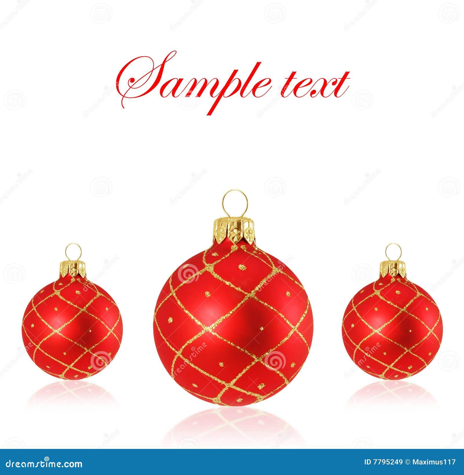 Bolas de navidad im genes de archivo libres de regal as imagen 7795249 - Fotos de bolas de navidad ...